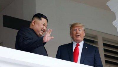 Трамп: КНДР уничтожает свои испытательные полигоны - «Новости дня»