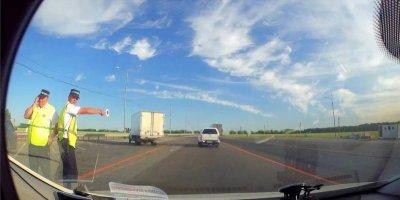 """Водителей предупредили о подставах ДПС на трассе """"Дон"""""""