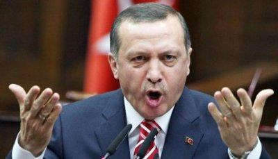Эрдоган рассказал о психологической войне с США - «Новости дня»