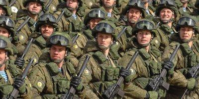 Военнослужащие РФ за полгода нанесли ущерб на 6,5 млрд рублей