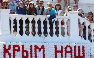 Дискриминацией Крыма возмущен даже Запад, а Россия молчит - «Спорт»