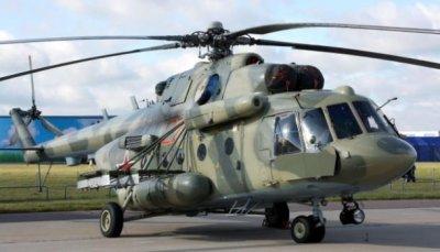 ВКрасноярском крае упал вертолет Ми-8. Выживших нет - «Новости дня»