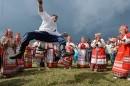 Традиционные игры «Атмановские кулачки» - «Спорт»