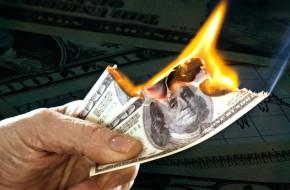 Доллару предрекли пять лет падения - «Новости Дня»