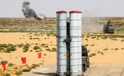 «Дайте знать, когда русские офицеры покинут сирийские С-300» - «Военные действия»