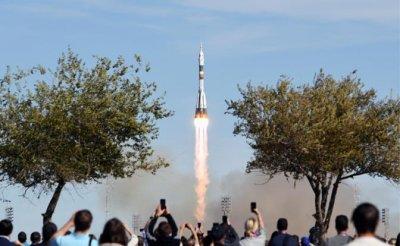 «Катастрофа Союз МС-10»: Похоже, псих с дрелью был не из NASA, а из «Роскосмоса» - «Происшествия»