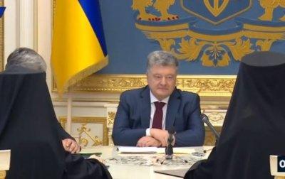 Порошенко отреагировал на решение Синода РПЦ - (видео)