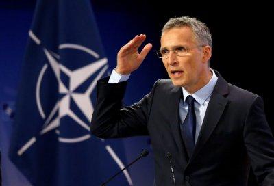 Столтенберг назвал «оборонительными» масштабные учения НАТО у границ России - «Новороссия»
