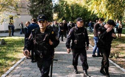 Трагедия Керчи: «Похоже на неудавшуюся попытку захвата заложников» - «Происшествия»