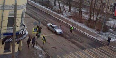 У здания ФСБ в Архангельске произошел взрыв. Один человек погиб