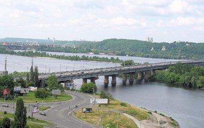 В Киеве на целую ночь 15 октября перекроют мост Патона - «Украина»