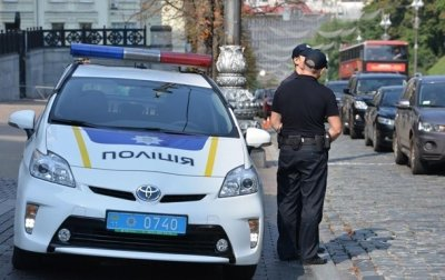 В Киеве полиция перейдет на усиленный режим работы - «Украина»