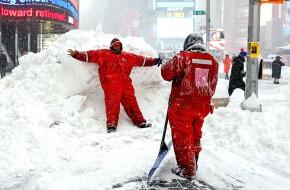 Генерал Мороз проснулся. Зима в Америке начнется с российского газа - «Новости Дня»