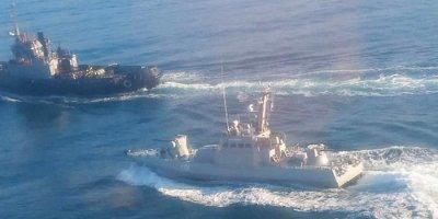Опубликованы радиопереговоры между украинскими и российскими кораблями