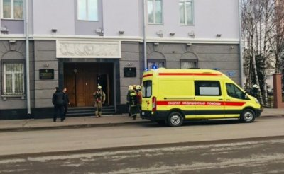 Теракт в Архангельске: Российские подростки почуяли запах крови - «Происшествия»