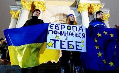 Обиженный Киев — Европе: «Ти ж мене пiдманула!» - «Экономика»