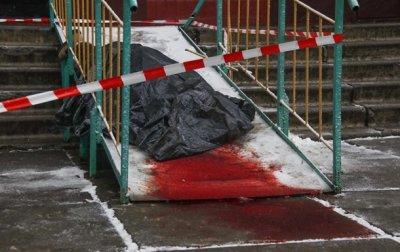 В Киеве участник АТО выпрыгнул с 14 этажа - «Украина»