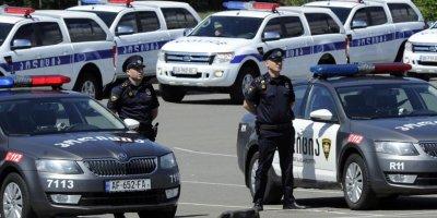 В Тбилиси задержали прибывших митинговать вооруженных украинцев