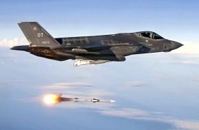 Ради чего Пентагон обматерил F-35 - «Новости Дня»