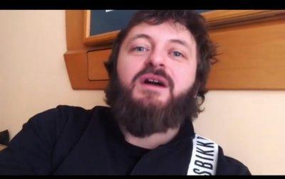 Dzidzio после избиения вышел из больницы - (видео)