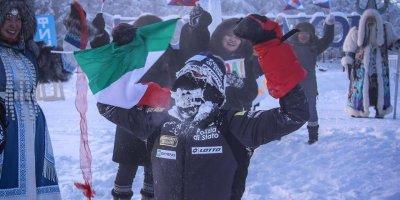 Итальянский полицейский пробежал 40 км в Якутии при -52 и рассказал об ощущениях