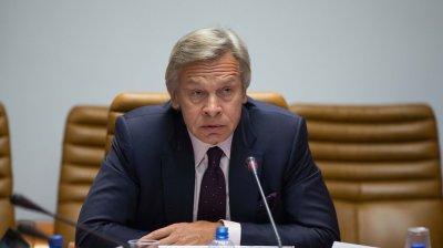 Сенатор Алексей Пушков назвал паразитической позицию Украины по российскому газу - «Новороссия»