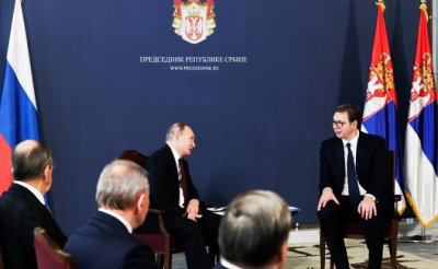 Сербия подсоединяется к «Турецкому потоку» - «Экономика»