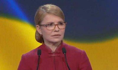 Тимошенко пообещала уйти в отставку, если за 100 дней в качестве президента не покажет результат - «Новороссия»