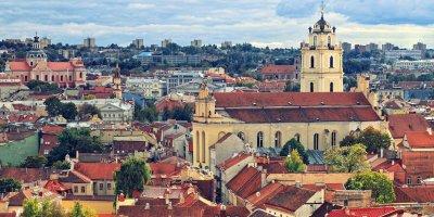 Украинская община в Литве опередила по численности российскую