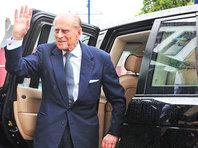 97-летний супруг Елизаветы II отказался от водительских прав - «Автоновости»