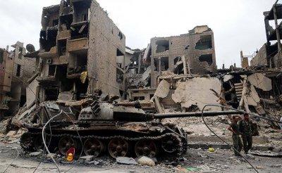 Американцы обошли Кремль в победе над ИГИЛ* - «Военные действия»