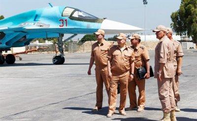 Армия Шойгу: Гром литавр и сплошной парад - «Военные действия»