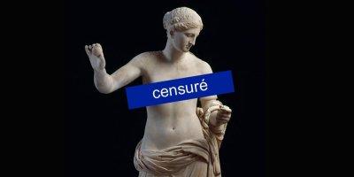 Facebook цензурировал снимки античных статуй женевского музея
