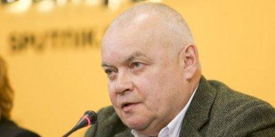 Интервью Дмитрия Киселева стало поводом для уголовного дела против его племянника в Германии