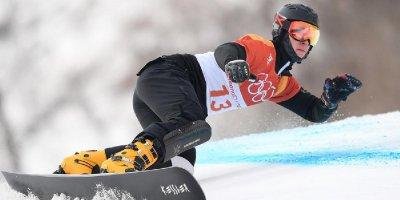 Логинов завоевал первое в истории РФ золото в параллельном слаломе на ЧМ