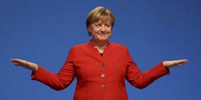 Меркель решила удалиться из Facebook