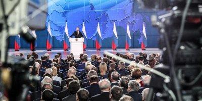 Одной из главных тем в послании Путина стала подготовка кадров