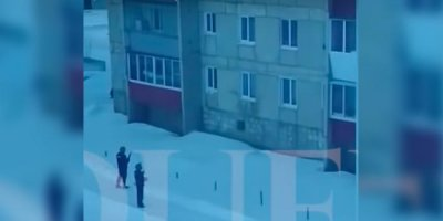 Под Челябинском вернувшийся из Сирии контрактник устроил стрельбу с балкона