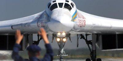 Путин объявил об успешной разработке Ту-160 заново