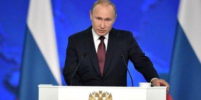 Путин: способности российской молодежи - одно из конкурентных преимуществ страны