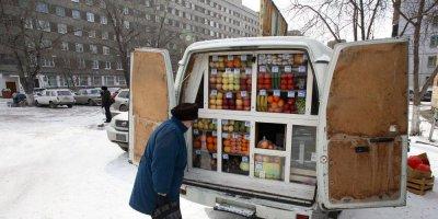 В российские города могут вернуться палатки и ларьки