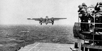 """В Тихом океане нашли затонувший 77 лет назад авианосец """"Хорнет"""""""