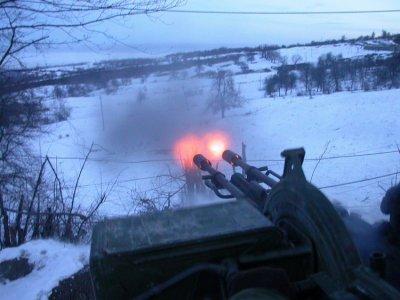 ВСУ за сутки выпустили по ЛНР более 40 снарядов и мин - «Новороссия»