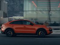 Porsche представила кроссовер Cayenne Coupe (ФОТО, ВИДЕО) - «Автоновости»