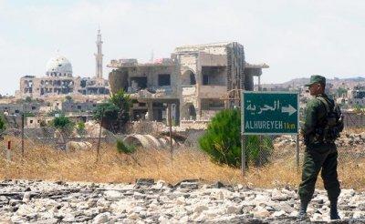 Битва за Голаны: США раскачивают «израильскую лодку» с пробоиной в секторе Газа - «Военные действия»