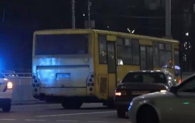 ДТП с маршруткой в Киеве: в полиции сообщили подробности - «Украина»