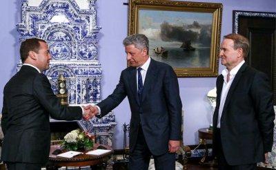«Газпром» дал в руки Бойко трубу, чтобы огреть Порошенко - «Политика»