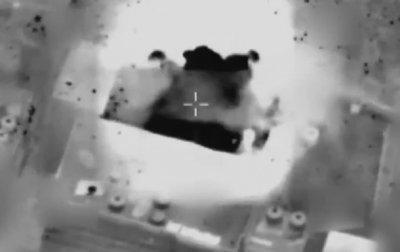 Израиль нанес ракетный удар по офису лидера ХАМАС - (видео)