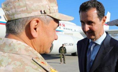 Кремль отправил в Дамаск Шойгу, испугавшись сирийско-иранского сговора - «Военные действия»