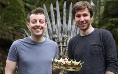 Найден первый трон из квеста по Игре престолов - (видео)